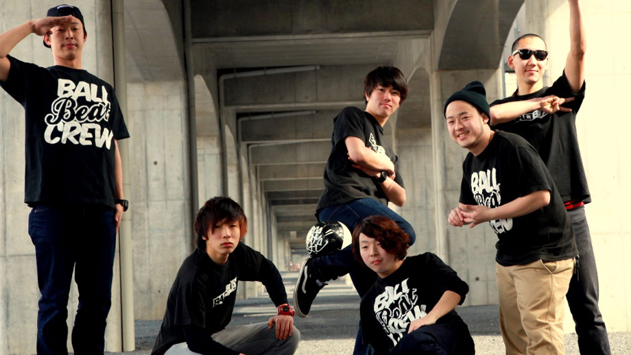 Ball Beat Crew