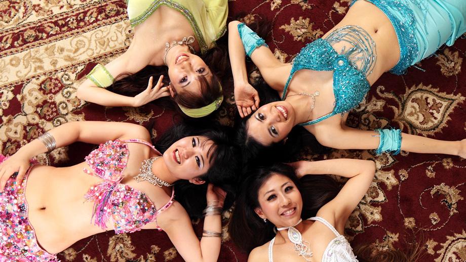 ベリーダンスチーム Sadaaqa(サディーカ)